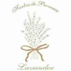 Stencil lavender 52 x 78