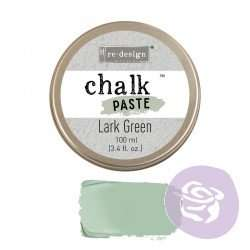 Chalk paste - Lark green