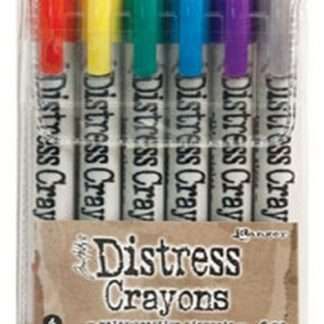 Ranger distress crayons - set 4