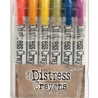 Distress crayons Ranger set 2