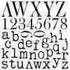 IOD stempelset Typesetting