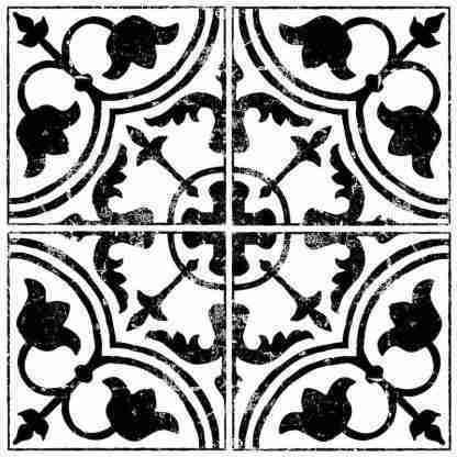 IOD - Decor Stempel CUBANO Field Tile