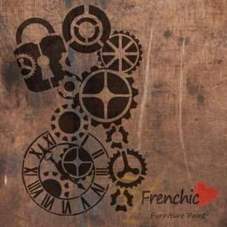 Stencil Steam Punk