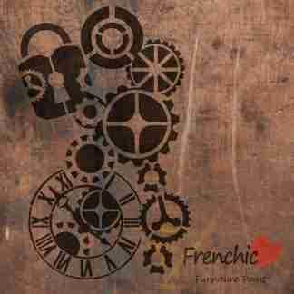 Stencil Steam Punk