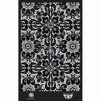 Finnabair ornate lace stencil