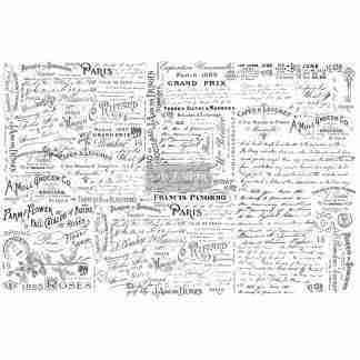 Decoupage Redesign decor tissue paper - Zoey