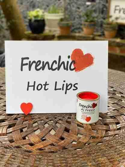 Frenchic Al Fresco Hot Lips - limited edition