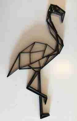 DIY geometrische figuren maken met ijsstokjes
