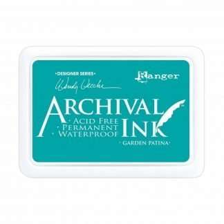 Archival ink Garden patina
