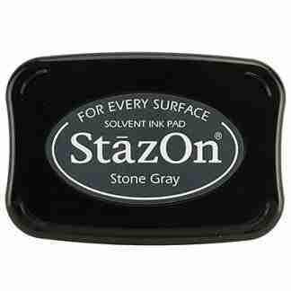 StazOn stempel inkt Stone Grey
