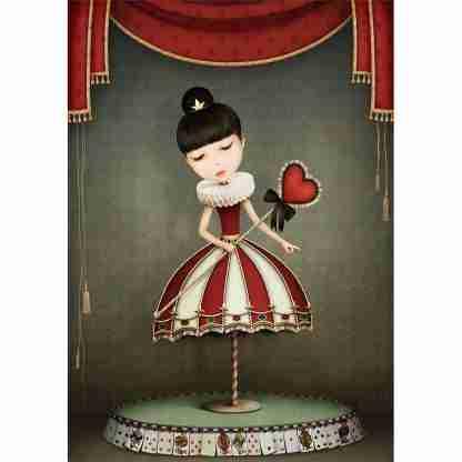 MINT by Michelle decoupage papier Fairy Queen