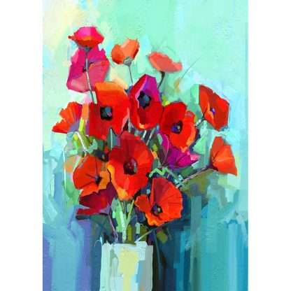 MINT by Michelle decoupage paper Poppies