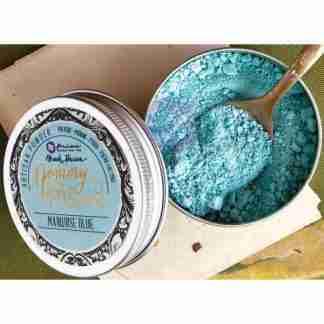 Memory Hardware Artisan Powder Marquise blue