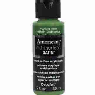 DecoArt multi-surface acrylverf - Woodland Green
