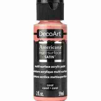 DecoArt multi-surface acrylverf - Coral