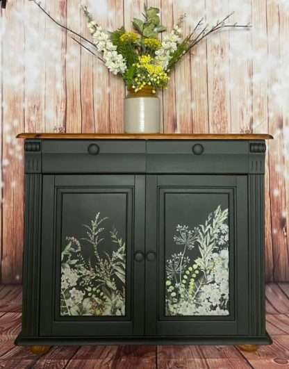 Frenchic muurverf Black Forest