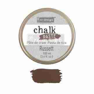 Chalk paste - Russett