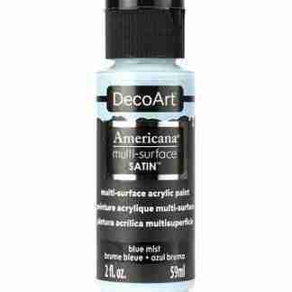 DecoArt multi-surface acrylverf - Blue mist