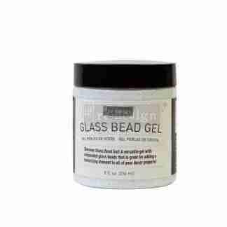 Glass bead gel