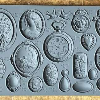 Iron orchid designs mal Cameos